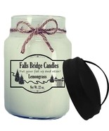 Lemongrass Scented Jar Candle, 26-Ounce, Handle Lid - $16.00