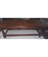 Ethan Allen Mid Century Old Tavern Pine Coffee Table - $499.00