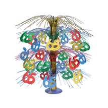 "Beistle Party Decoration 65 Cascade Centerpiece 18"" - 6 Pack (1/Pkg) - $32.79"