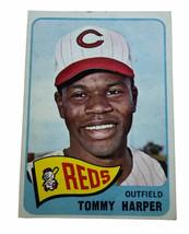 1965 Topps #47 Tommy Harper Cincinnati Reds - $8.14