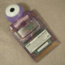 Gameboy Pocket Camera ~ Purple (Nintendo Game Boy Color GBC, 1998) Japan... - $16.42
