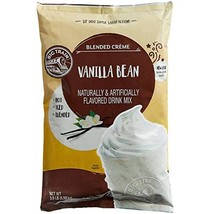 Big Train Blended Creme Vanilla Bean Instant Powdered Drink Mix, 3.5 Pou... - $27.99