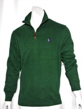Polo Ralph Lauren size xxl french rib half zip sweater - $52.92