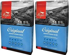2 Pack Orijen Original Dry Dog Food, 4.5 lb Per Bag
