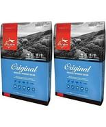 2 Pack Orijen Original Dry Dog Food, 4.5 lb Per Bag - $72.06
