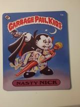 GPK Nasty Nick Garbage Pail Kids Mouse Pad - $12.00