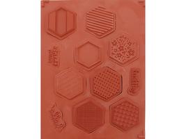 Stampin' Up! Six-Sided Sampler Rubber Stamp Set #130956 image 2