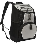 Backpack Cooler Lunch Pack Beach Gear School Bags Insulated Food Storage... - $38.49