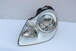 03-06 Porsche 955 Cayenne S Turbo Headlight Xenon HID Driver Left - LH POLISHED image 2