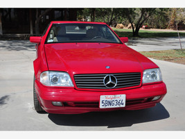 1997 Mercedes-Benz SL500 For Sale In Yermo, CA 92398-1209 image 3
