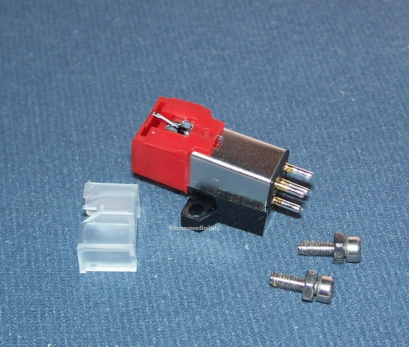 NEW TURNTABLE MAGNETIC CARTRIDGE for Audio Technica AT3600 AT3601 4211-D6T