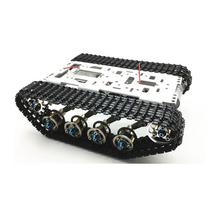 DIY Smart RC Robot Tank Tracked Car Chassis Kit with Crawler - $152.99