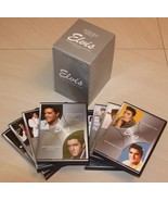 Elvis - The Definitive Collection 8 DVD Box Set Best Historical Referenc... - $199.88