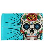 Sugar Skull All Over Hand Towel - $18.95