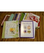 10 Greeting Cards, Birthday, Sympathy, Get Well, Thinking of  You, With ... - $5.00