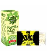 30 Caps TEN Zinc Citrate Box | Immune | Nettle Root | Weight Loss | Musc... - $38.60