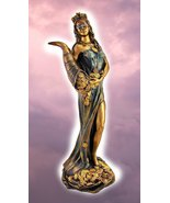 HAUNTED LADY FORTUNA STATUE 5000x ALL IS FORTUNATE EXTREME MAGICK 7 SCHOLAR - $447.77