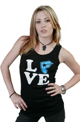 FSAS Famous Stars and Straps Love Tank Top Travis Barker Blink 182