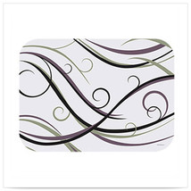 Swirl 12 3/4 x 16 3/4 Healthcare Traymats/Case of 1000 - $206.55