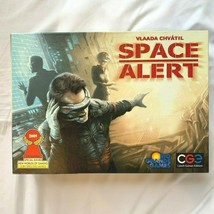 Space Alert Board Game + Expansion Vlaada Chvátil Czech Rio Grande Coope... - $29.70