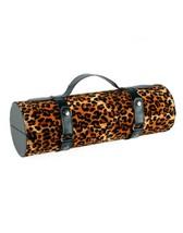 """Wild Eye 13.25"""" Fashion Avenue Stylish Brown Leopard Wine Bottle Carrier... - $43.30"""