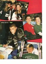 Danielle Fishel Larisa Oleynik Adam Wylie teen magazine pinup clipping