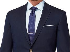 Midnight Blue Men 2 Piece Slimfit Wedding Suit image 2