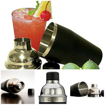 Cocktail Shaker Set Martini Drink Stainless Ste... - $14.00