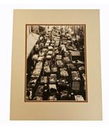 Vintage 1978 Brearley Collection Print Quincy Market  Boston 1925   - $82.45