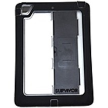 Griffin Technology XB39502 Survivor Slim Carrying Case for iPad Air - Black Clea - $48.97