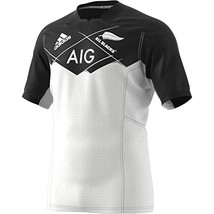 adidas All Blacks 16/17 Away Rugby Jersey (Medium) image 2