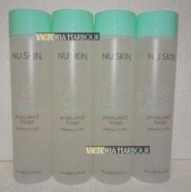 Four pack: Nu Skin Nuskin pH Balance Toner Normal to Dry 150ml 5.0oz x4 - $76.00