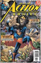 Action Comics Comic Book #814 Superman Dc Comics 2004 Near Mint New Unread - $3.99