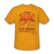 Forrest Gump T-shirt Run Forrest Marathon graphic printed cotton tee PAR483 image 2