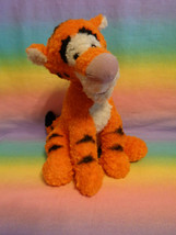 Disneyland Walt Disney World Shaggy Tigger Plush Toy Sitting - $8.86