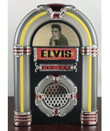 Country Classics Illuminated & Musical Decades MiniTabletop Jukebox Cent... - $18.70