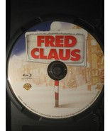 Fred Claus Blu Ray Classic Christmas Movie Ships Fast  - $4.29