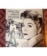 1955 VERY RARE MOVIE AD LOT GREER GARSON MAUREEN O'HARA ANTHONY QUINN GL... - $33.77