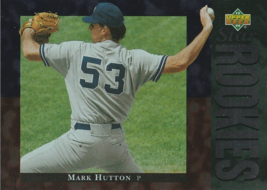 1994 Upper Deck #18 Mark Hutton - $0.50