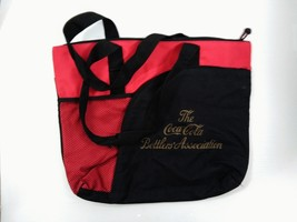 "Coca-Cola ""Bottlers Association"" Shoulder Tote - UNIQUE ITEM - $10.40"