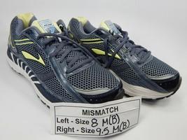 Mismatch Brooks GTS 17 Damen Laufschuhe Gr. UK 8 D Breit Links & 9.5 D Breit