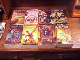 Lot of 8 Deverry Westlands Dragon Mage Series PB Books by Katharine Kerr - $14.95