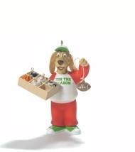 Hallmark 1996 Christmas Ornament Sports Dog Fan-tastic Season - $3.95