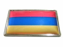 Kiola Designs Thin Bordered Armenia Flag Magnet - €17,69 EUR