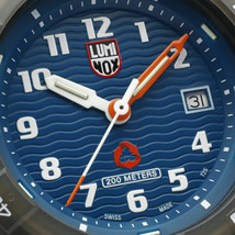 Luminox XS.8903.ECO TIDE Eco Series Watch Recycled Ocean Plastic Band Swiss Made image 2