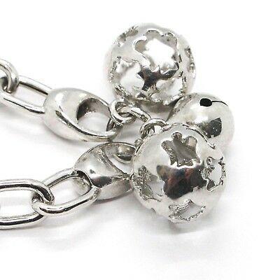 Silver 925 Bracelet, Spheres Mexican Bola, Bola , Roberto Giannotti SFA90