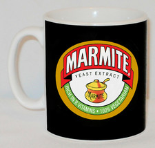 Marmite Mug Can Personalise Funny Love Hate Yeast Extract Gran Grandad G... - $11.40