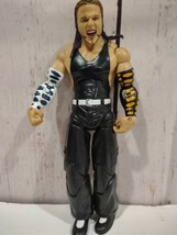 WWE Jeff Hardy Boyz Action Figure Deluxe Aggression 7 Wrestling 2005 JAK... - $11.77