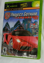 Classic Project Gotham Racing 2 (Microsoft Xbox, 2003) with Plastic Case - $8.56