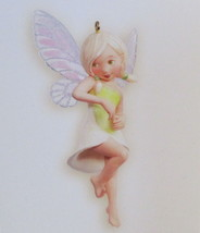 Hallmark 2008 Fairy Messengers Series #4 Lily Fairy Ornament QX7131 - $49.95